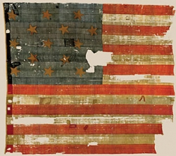 Flag from Fort McHenry